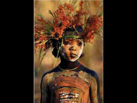 viewer- OMO TRIBUE d'ETHIOPIE
